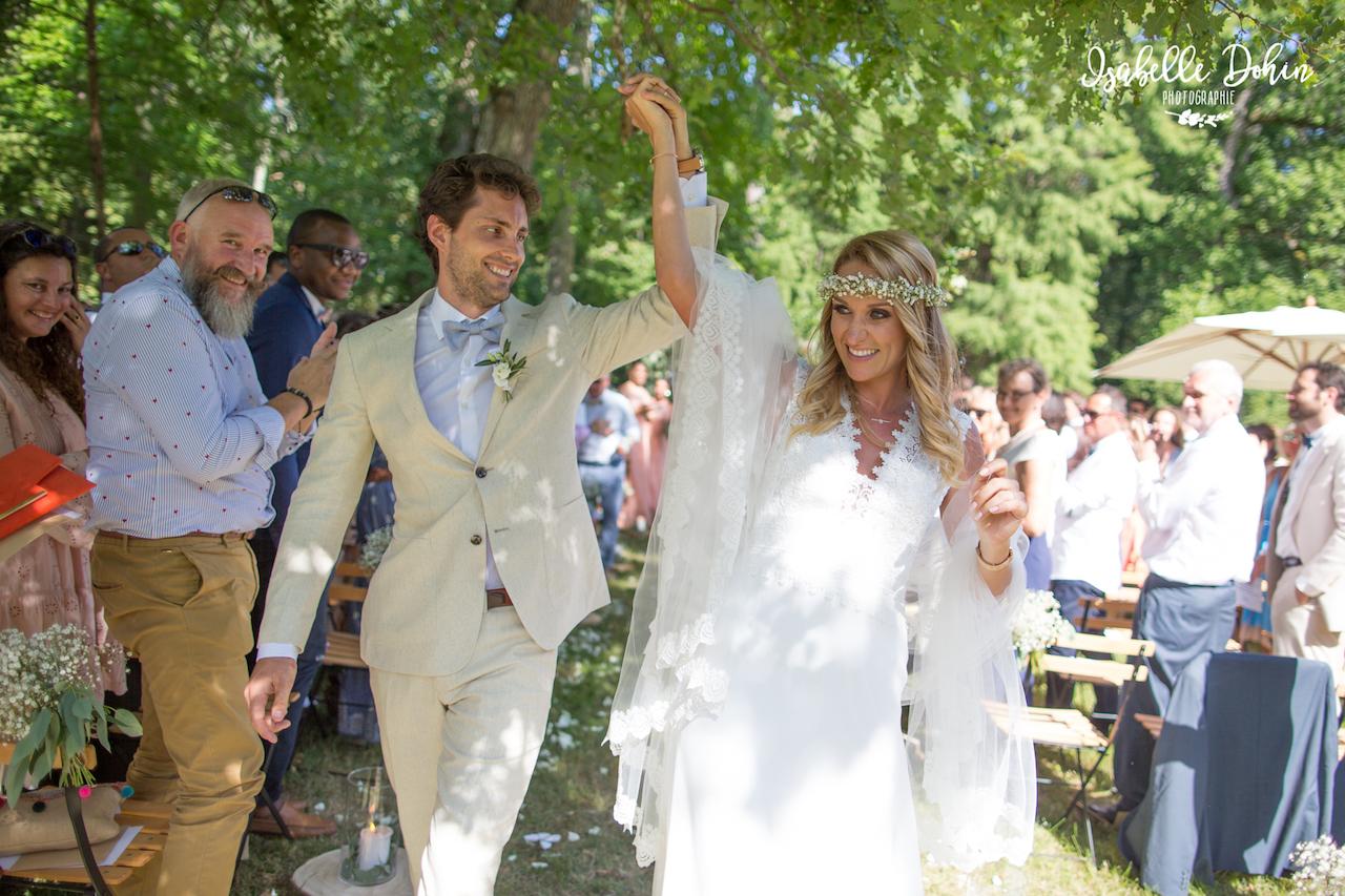 Top Mariage de rêve au château Smith-Haut-Lafitte » Isabelle Dohin  YJ69