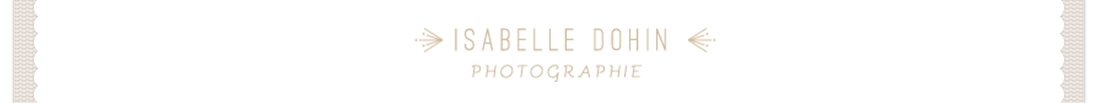Isabelle Dohin Photographie logo